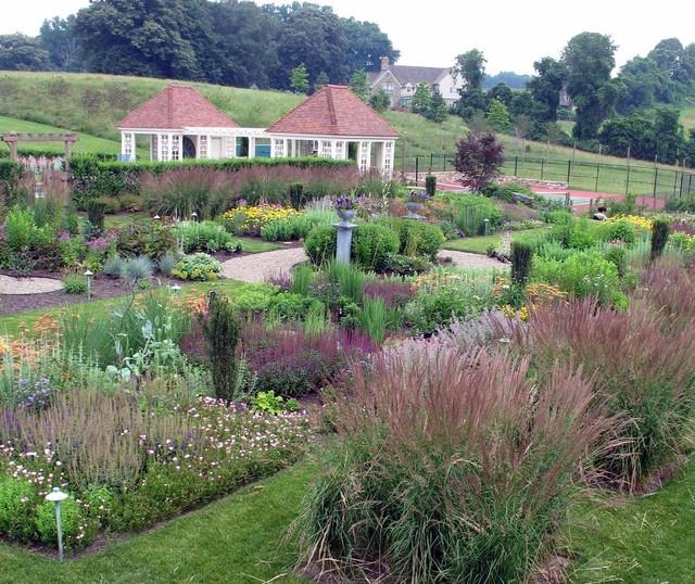 Country estate farmhouse landscape philadelphia by for Jonathan alderson landscape architects