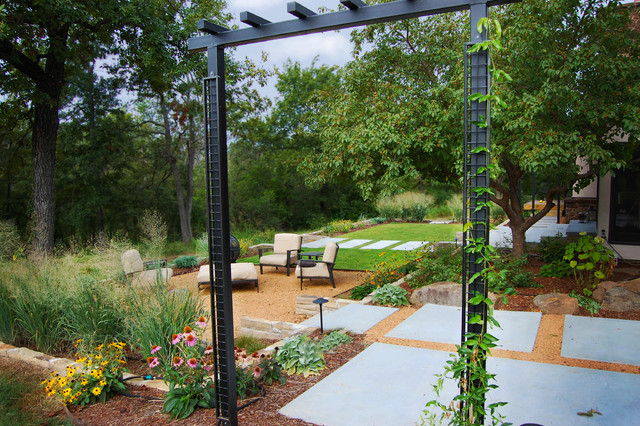 Garden design oklahoma outdoor living designers ohio for Gardening jobs manchester