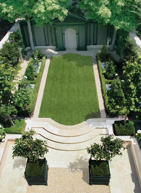 Courtyard Gardens - Traditional - Garden - San Francisco - by ...