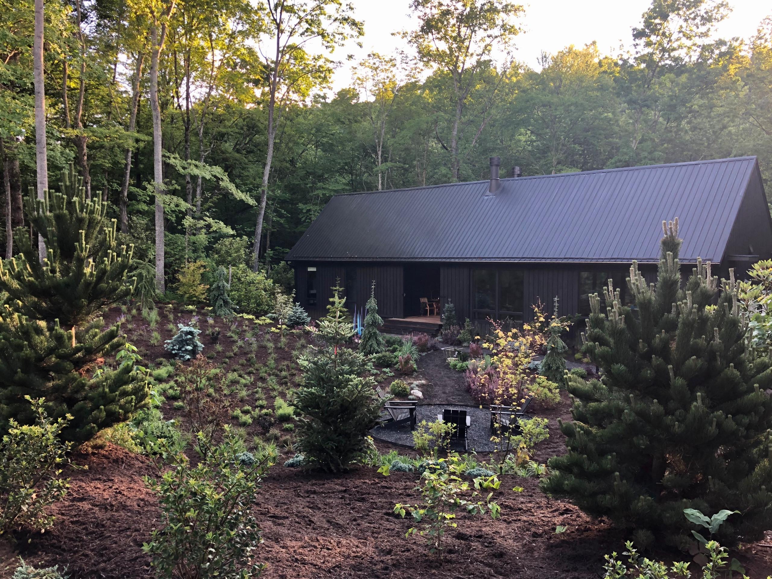 Crafting A Mountain Garden