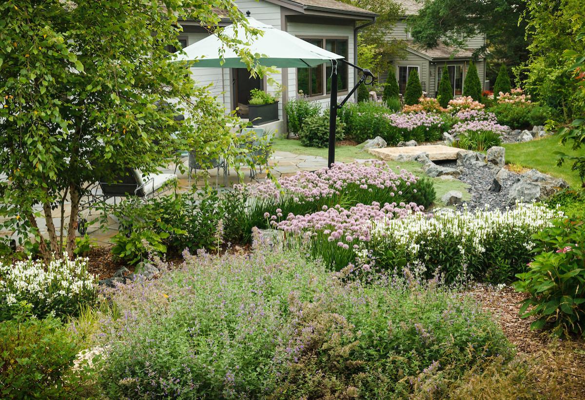 Craftsman Backyard - Cedarburg