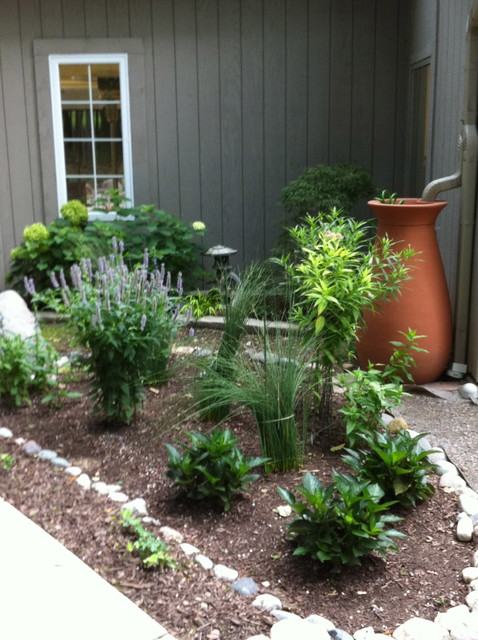 Creative Drainage Solutions traditional-landscape