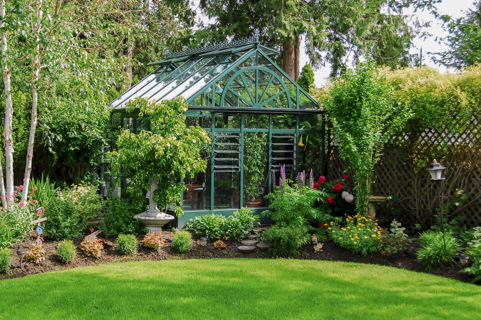How to Build a Greenhouse or Garden Home on Your Property