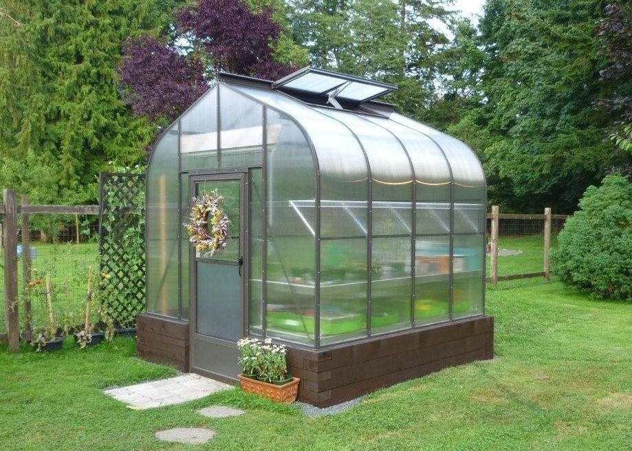 Cross Country Greenhouses - Traditional - Landscape ...