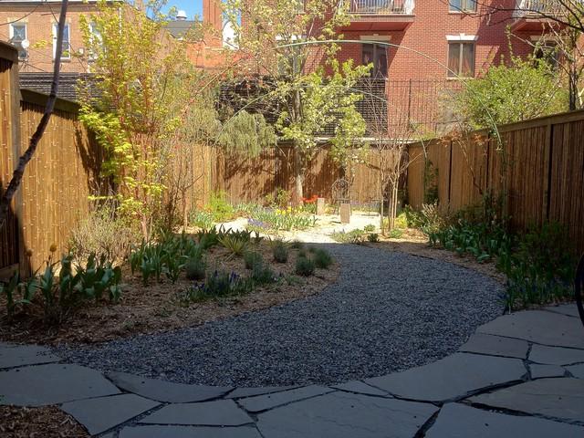 Crushed Stone Landscaping Ideas : Crushed stone garden