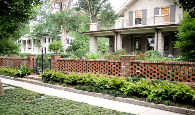 Crescent Ave Residence #2 traditional-landscape