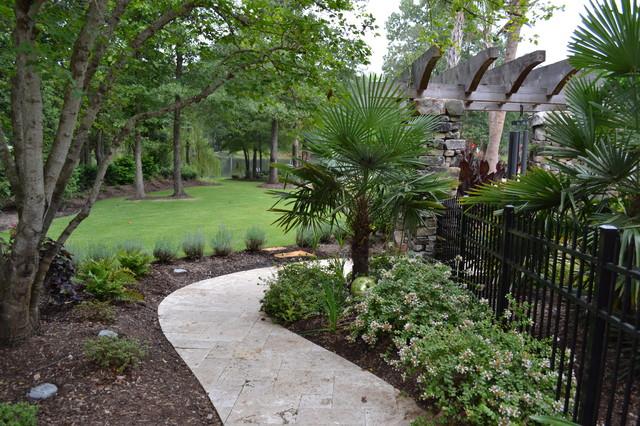 Cureton Residence eclectic-landscape