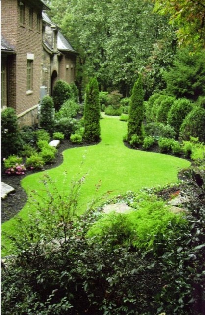 Residential Landscaping traditional landscape