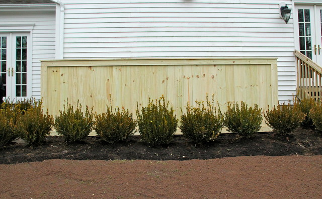 Custom Fence And Planter Boxes