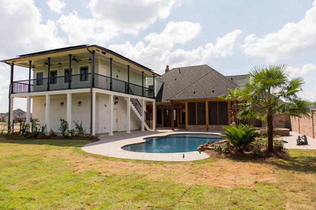 Custom homes we have built in the shreveport monroe la area for Home builders in shreveport la