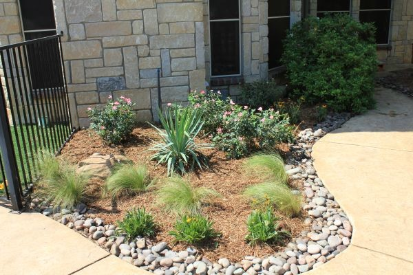 Landscape Boulders Dallas Tx : One specialty landscape design pools hardscape contractors