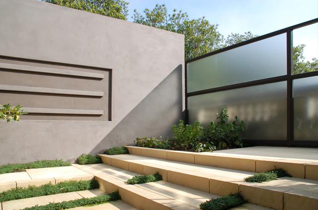 Custom Landscape Stone contemporary-landscape