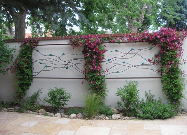 Custom Outdoor art traditional-landscape