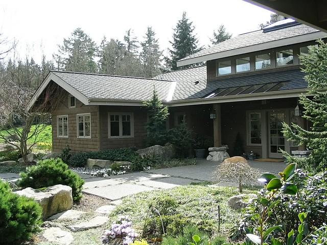 Custom Pacific Nw Home