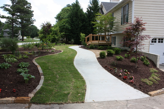 custom residential landscape designs
