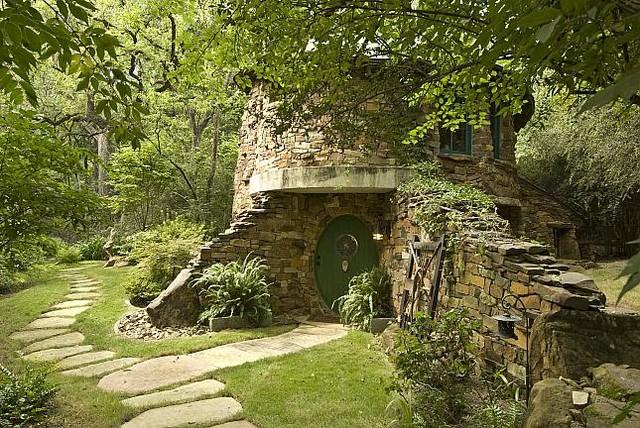 Dallas Fantasy Project Rustic Landscape Dallas By