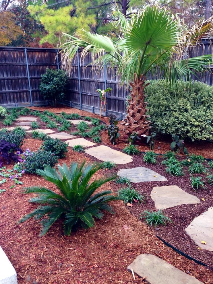 Dallas Landscaping - Tropical - Landscape - Dallas - by ...