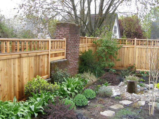 Landscape Fence Ideas