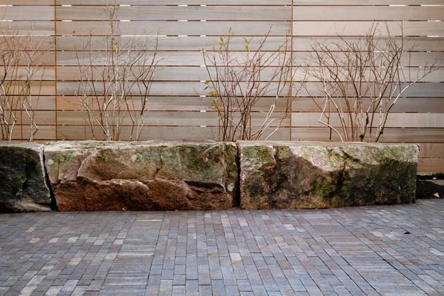 Davis Square Garden contemporary-landscape