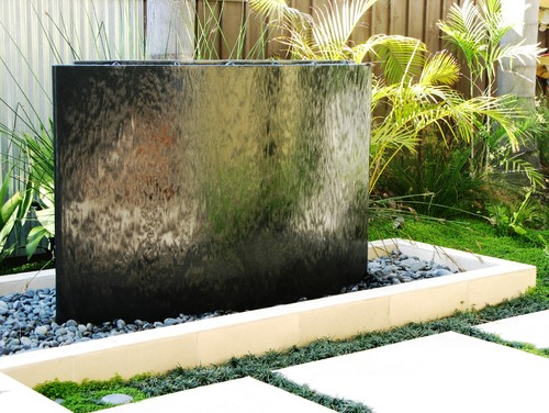 Custom Water Features Prove Perfect For Small Areas