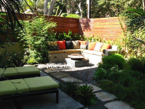 Garden Ideas Landscaping Small Backyard Space Maximise