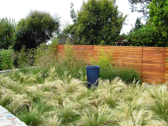 Debora carl landscape design for Using grasses in garden design