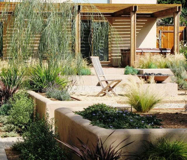 Modern Atlanta Landscape Design: Debora Carl Landscape Design