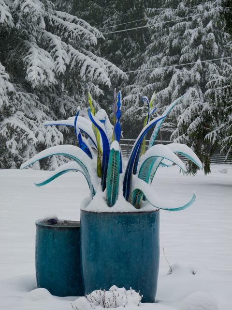 Eclectic Landscape by Le jardinet
