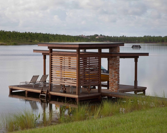 1 757 boat dock home design photos