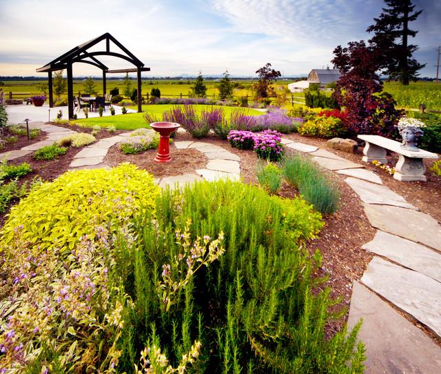 Deluxe Terrace farmhouse-landscape