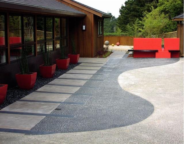 Derviss Design modern-landscape
