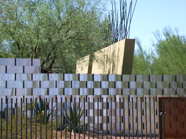 Desert Garden Modern Landscape Phoenix By Lora Martens