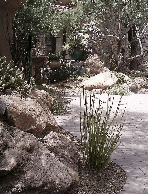 Desert Mountain--Accent Planting