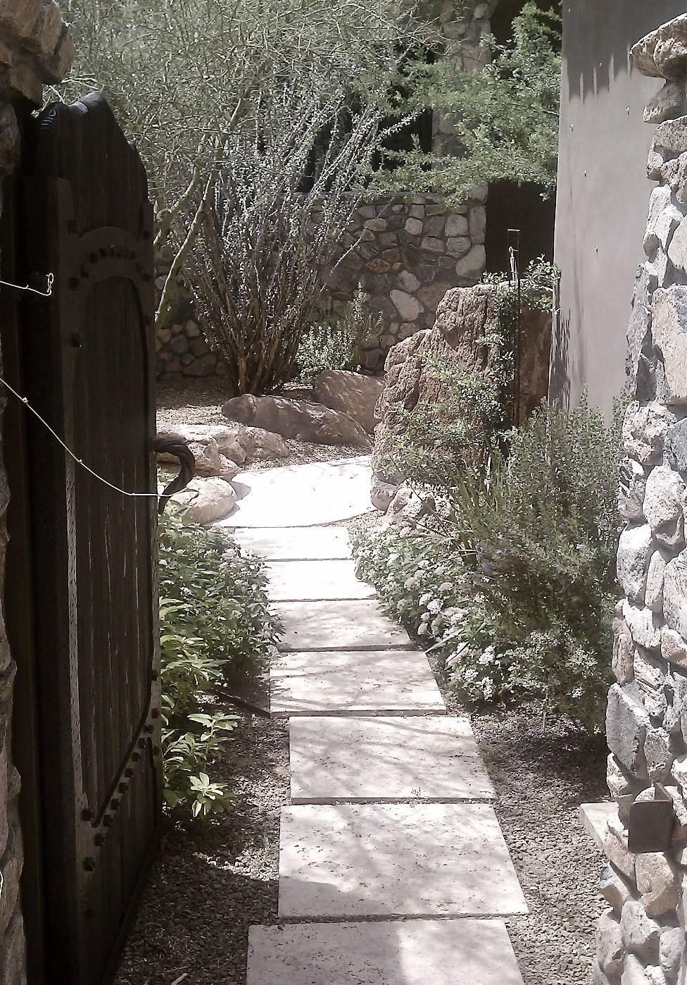 Desert Mountain--Flagstone Walk