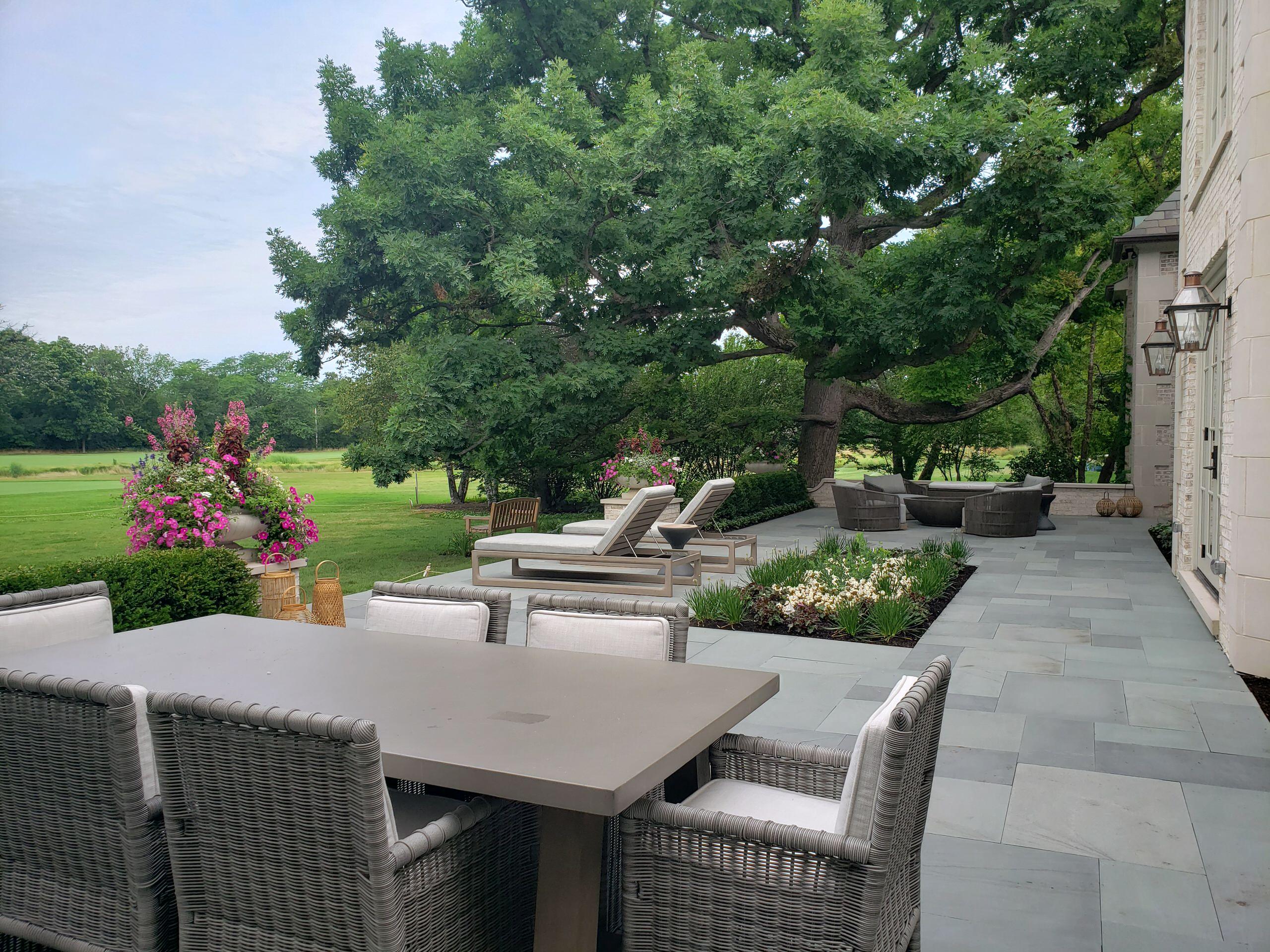 Design/Build- Glencoe Garden