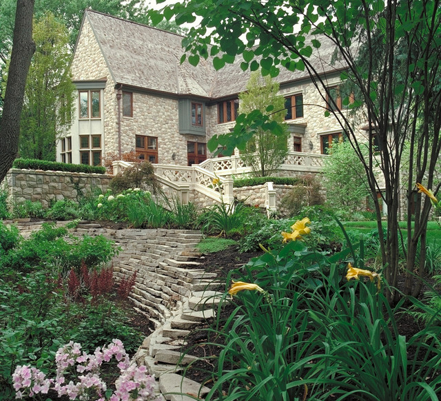 Design/Build Residential Landscape Styles traditional landscape