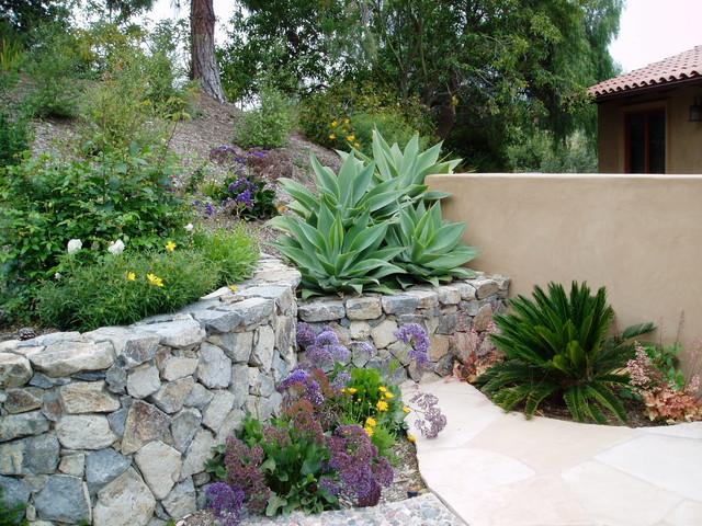 Design Build: RSF Mediterranean renovation mediterranean-landscape