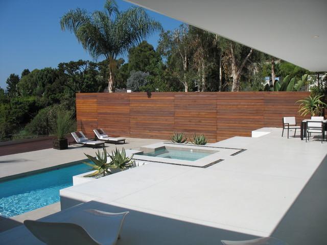 Devlin modern landscape los angeles by rainville for Garden design los angeles
