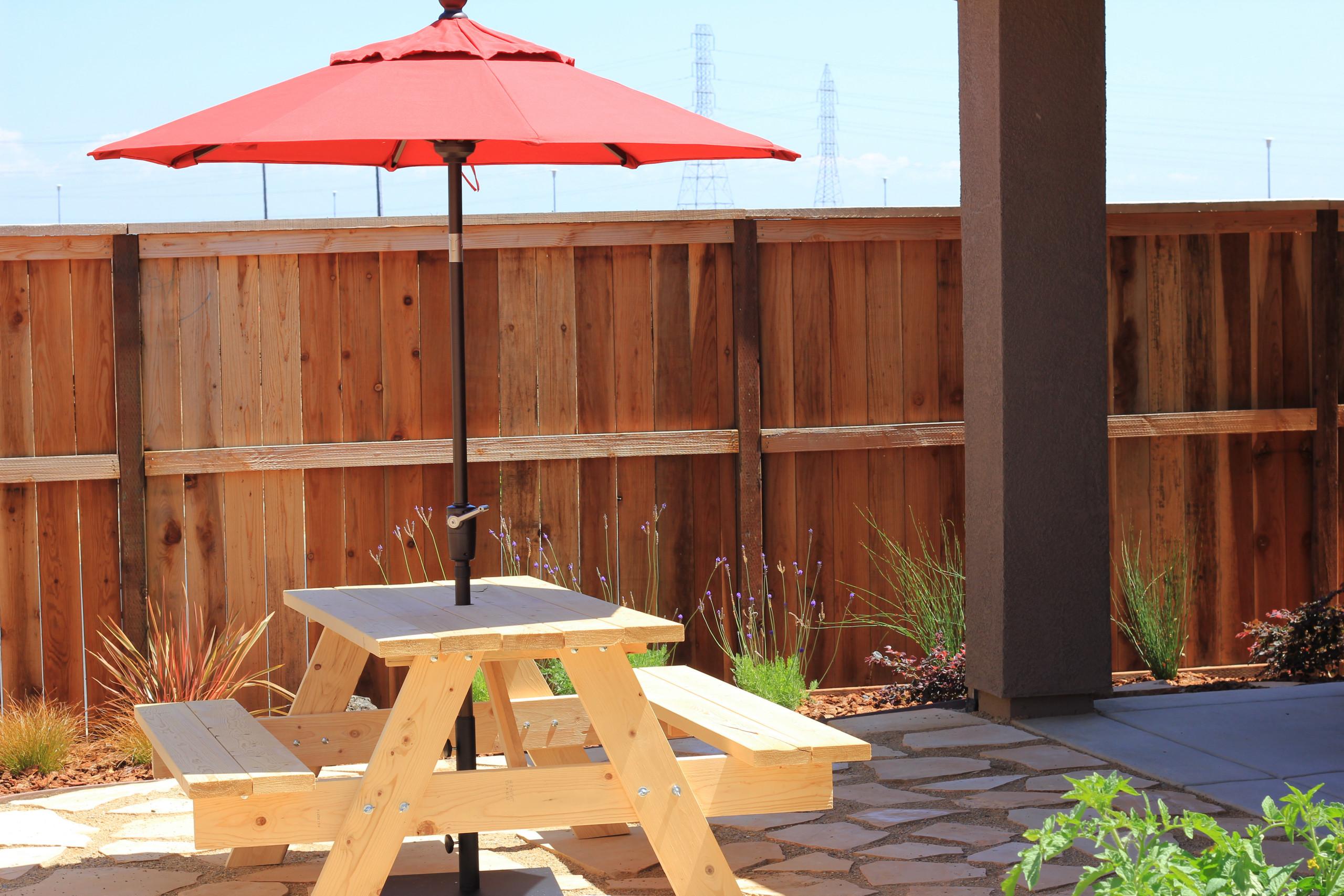 DIY Family Backyard