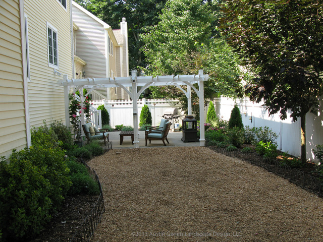 Dog Friendly Spaces - Fairfield & Stratford, CT traditional-landscape