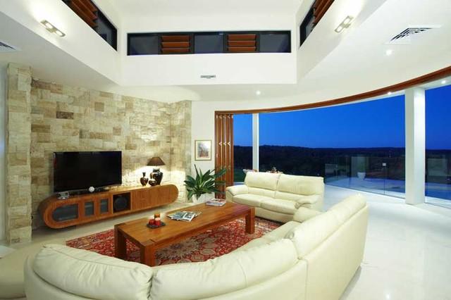Doonan House tropical-landscape
