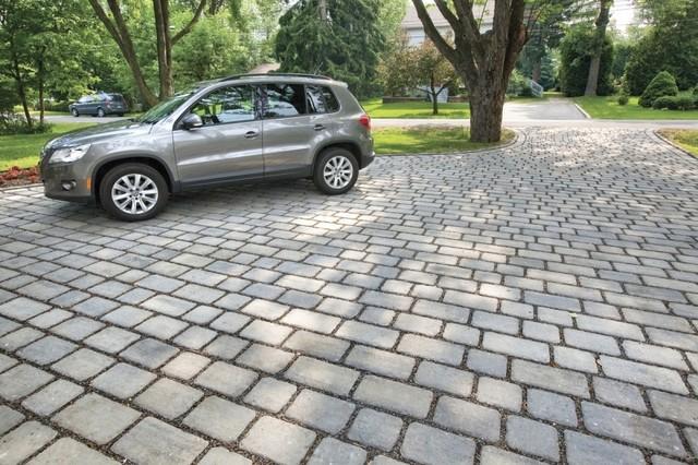 Driveway - Permeable Paving Bricks
