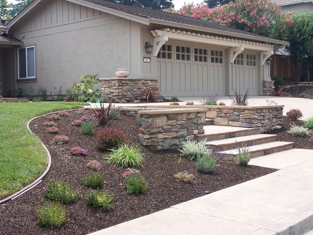 Drought Tolerant And Low Maintenance Landscape
