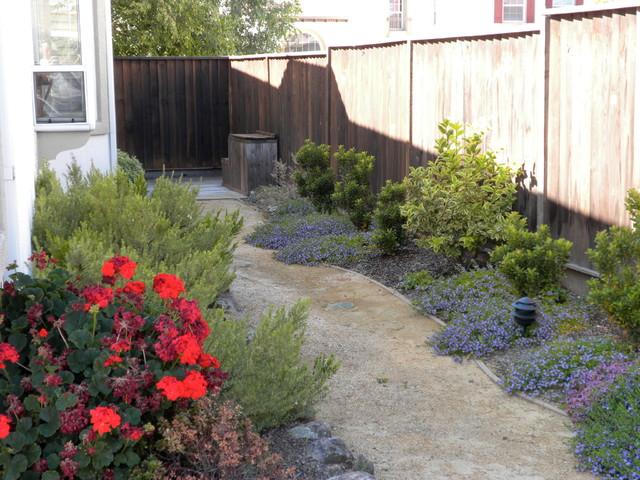 Drought tolerant low maintenance landscapes for Low maintenance drought resistant landscaping