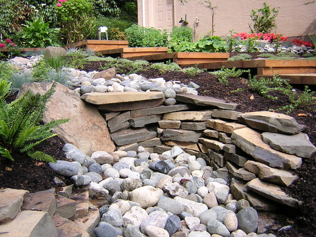 Dry creek garden asian landscape vancouver by for Dry garden designs