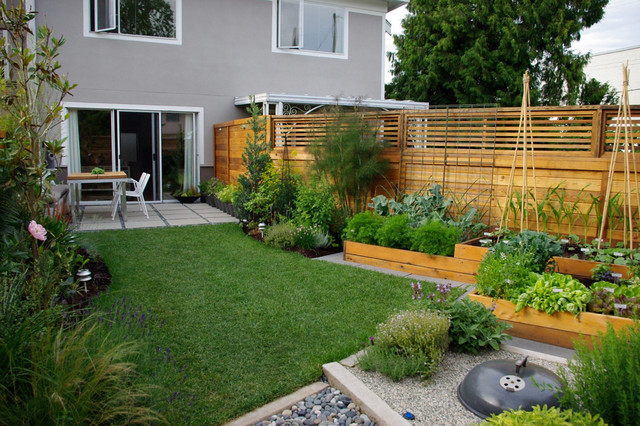 Contemporary Landscape Ideas Alluring Aloe Test Garden  Contemporary  Landscape  Vancouver Aloe Design Inspiration