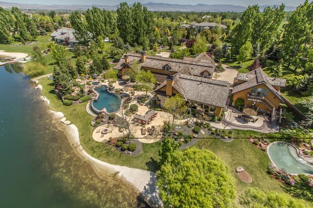 Eagle Idaho Luxury Homes