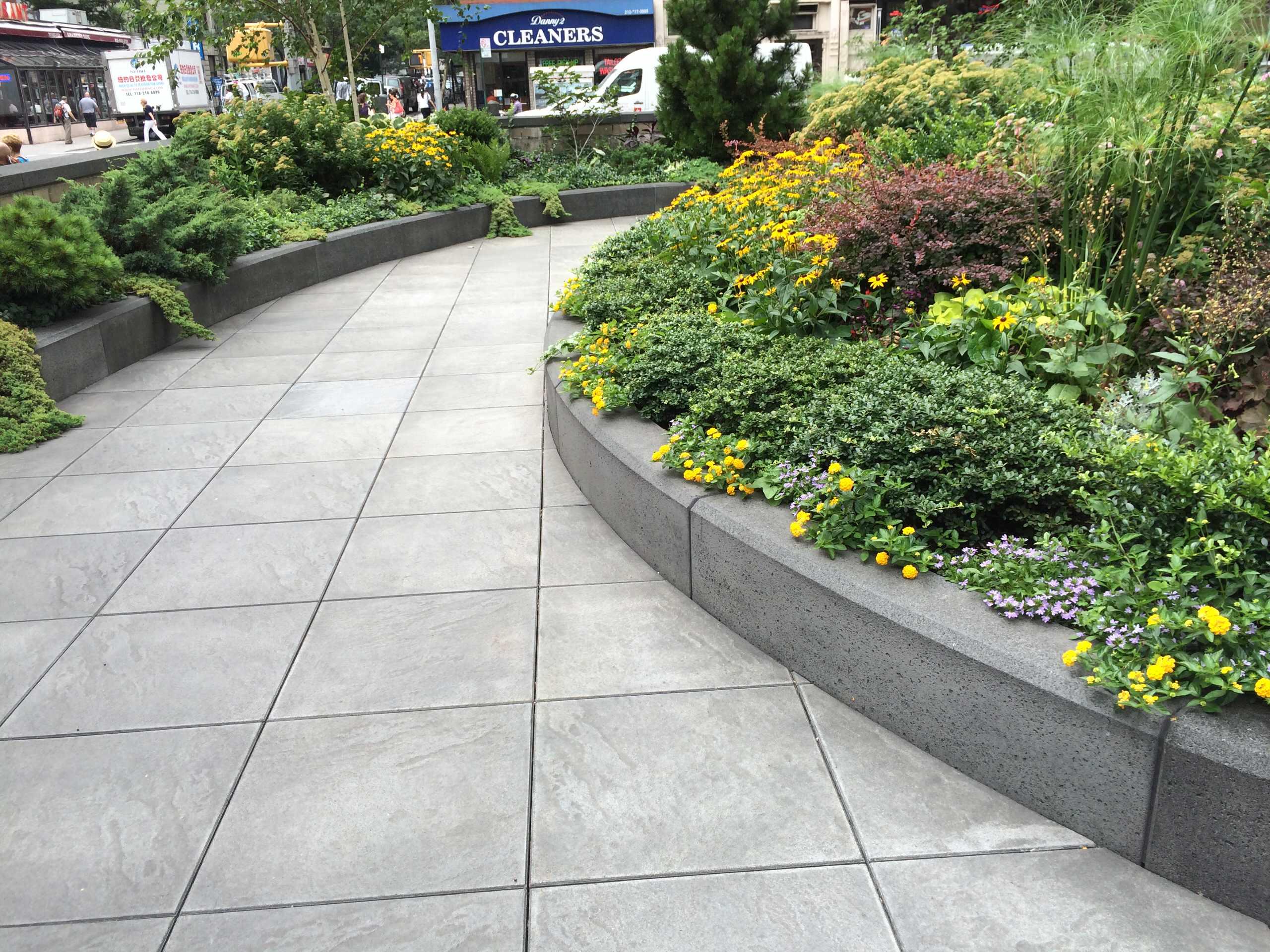 East Side Plaza