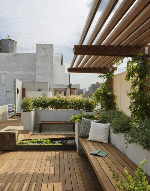 East Village Roof Garden