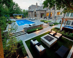 EasyTurf Poolside contemporary-landscape